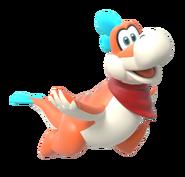 Plessie - Mario Kart X