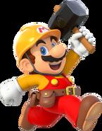 Builder Mario - Mario Kart X