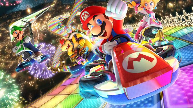 Mario Kart Racing Wiki | FANDOM powered by Wikia