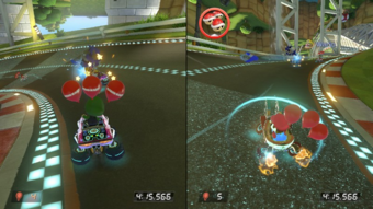 Battle Mode Mario Kart Racing Wiki Fandom