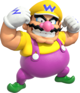 Wario - Mario Kart X