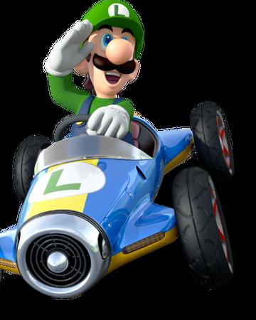 Luigi Mario Kart Racing Wiki Fandom