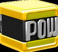 Gold POW Block - Super Mario 3D World