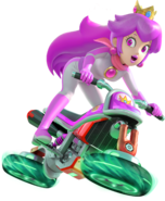 Poisonetta Mushroomette - Mario Kart 8
