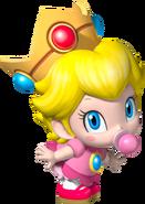 Baby Peach - Mario Kart X
