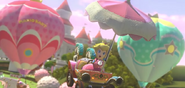 MK8 Royal Raceway Peach Blowkiss