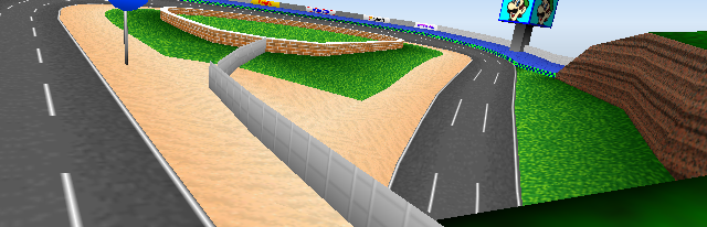 Luigi Raceway Mario Kart Racing Wiki Fandom