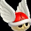 WiiParatroopaShellMK8