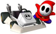 Shy Guy (Mario Kart DS)