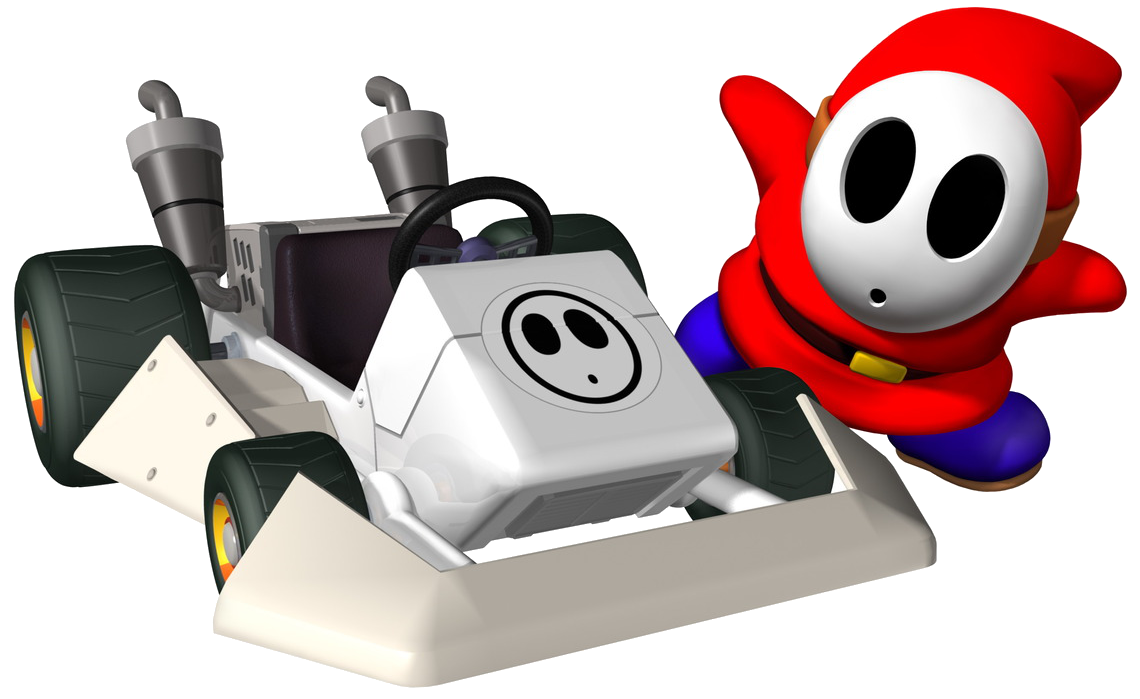 Standard Sg Mario Kart Racing Wiki Fandom