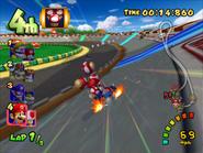 Luigi Circuit (GCN) - 5
