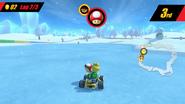 Mario Kart X Gameplay Layout New