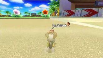 -MKWii- Coconut Mall - 1-Coconut Mall Ultra-Shortcut.785 (Glitch) by Troy