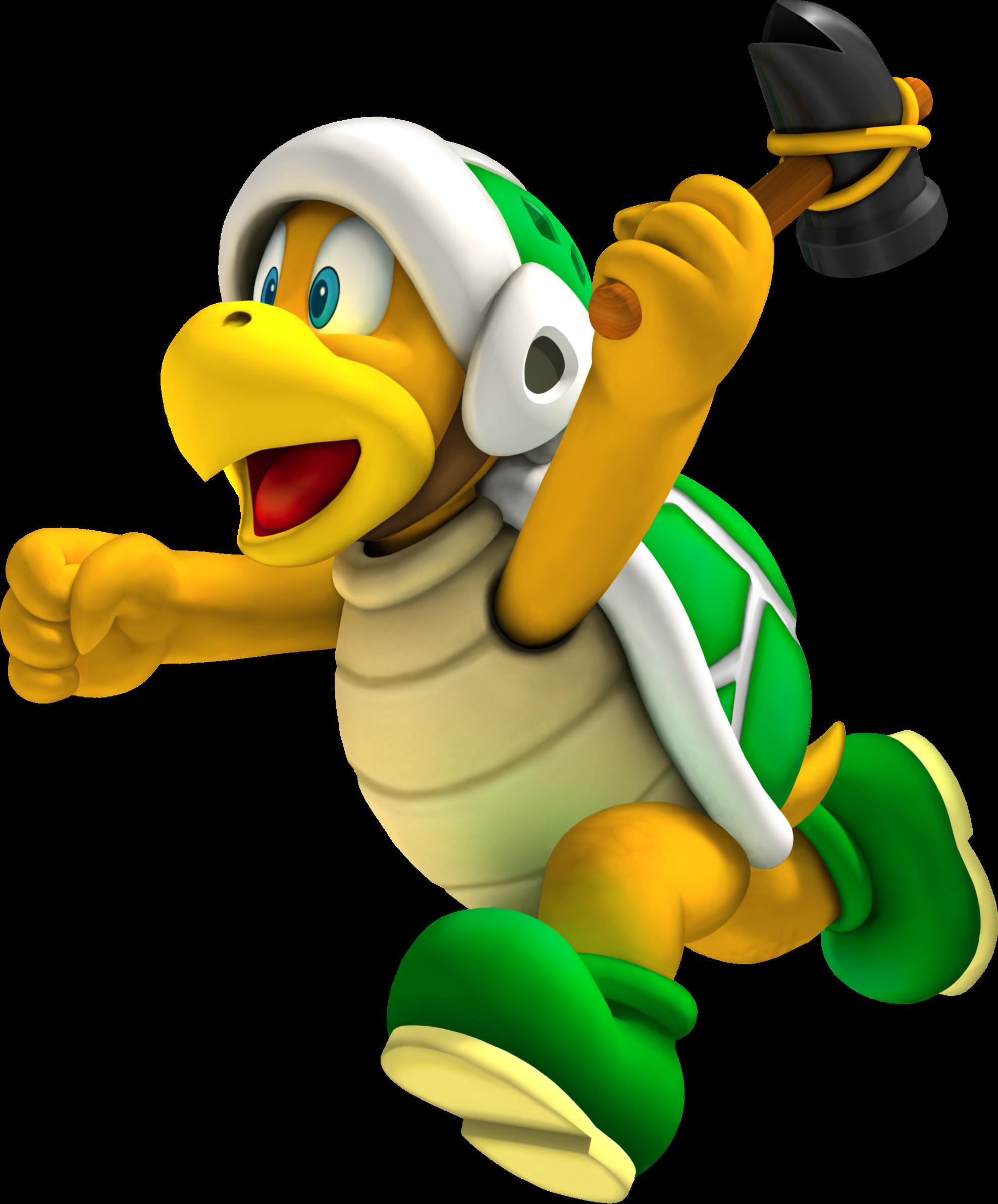 Hammer Bro Mario Kart Racing Wiki Fandom Powered By Wikia
