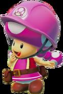 Chief Toadette - Mario Kart X
