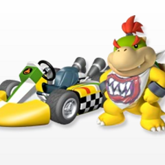 Bowser Jr. with his <a href=