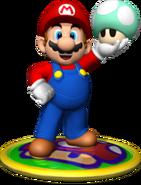Mario (Mega Mushroom Trophy)
