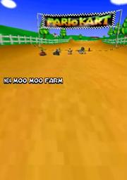MarioKartDS N64MooMooFarm