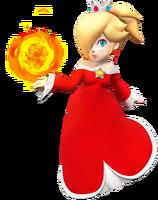 Fire Rosalina - Mario Kart X