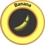 MK64 Banana