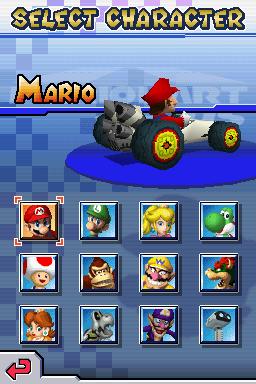 Mario Kart Ds Mario Kart Racing Wiki Fandom