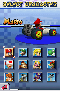 how do you unlock everything in mario kart ds