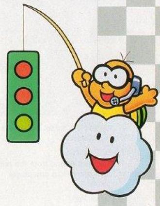 Lakitu Mario Kart Racing Wiki Fandom
