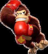 Boxing Donkey Kong - Mario Kart X