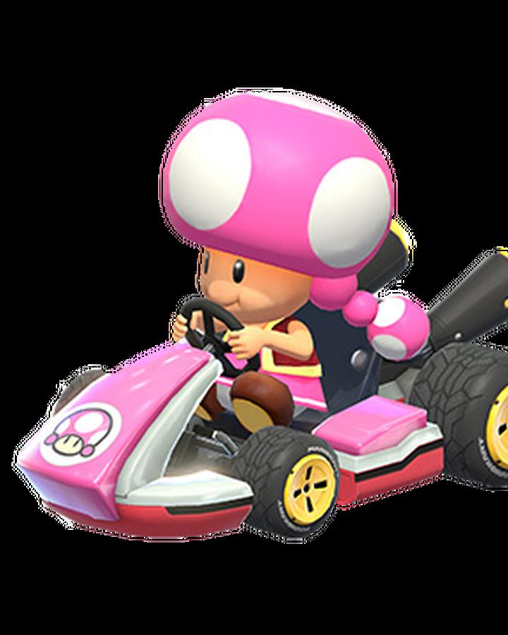 Toadette Mario Kart Racing Wiki Fandom
