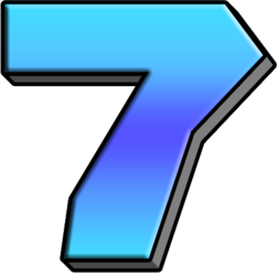 MKHF Number 7 Icon