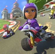 Mii - Mario Kart X