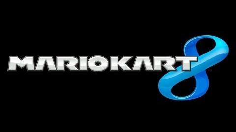 Mario Kart 8 - Sweet Sweet Canyon - Music