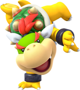 Bowser Jr - Mario Kart X