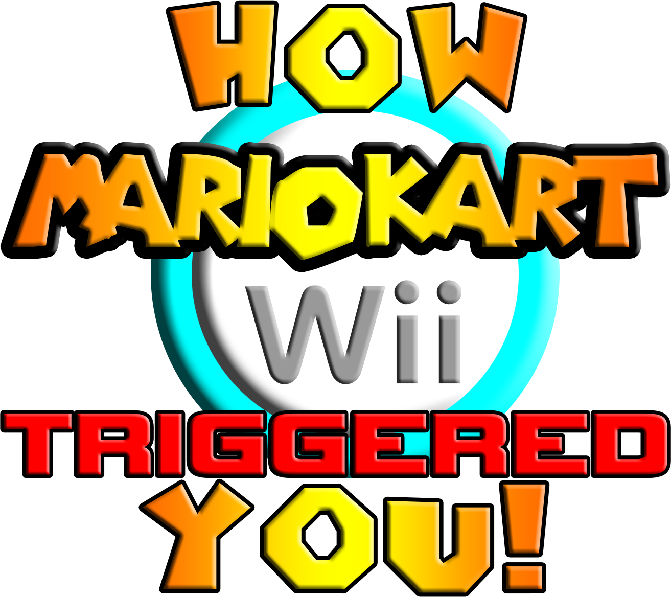 User Bloghammerbro101 How Mario Kart Wii Triggers You Inspired By Luigi Circuit Icon