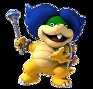 Ludwig - Mario Kart X