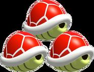 Triple Red Shells 2 - Mario Kart 64