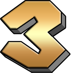 MKHF Number 3 Icon
