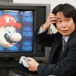 <i>Super Mario 64</i> can cause a lot of confusion...