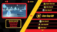Mario Kart X Track Select GCN