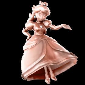 Pink Gold Peach