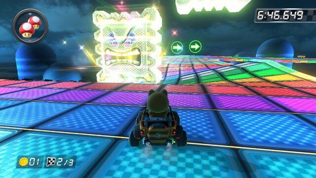 File:SNES Rainbow Road (Mario Kart 8) 9.jpg