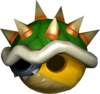 Bowser Shell - Mario Kart Double Dash