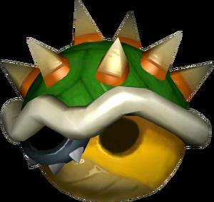 Bowser Shell - Mario Kart Double Dash