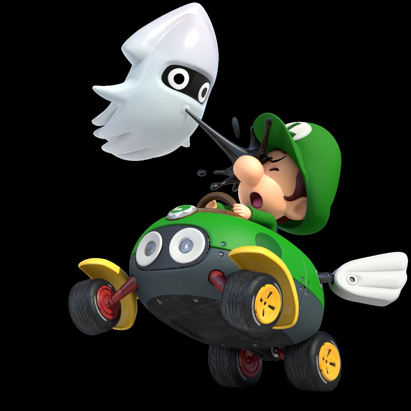 Mario Kart Double Dash - Baby Mario & Baby Luigi - Star ...  |Baby Mario And Baby Luigi Mario Kart Double Dash