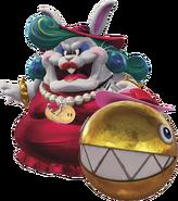 Madame Broode - Mario Kart X