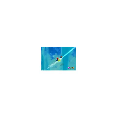 <i>Super Mario Galaxy</i> screenshot of <a href=