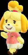 Island Isabelle - Mario Kart X