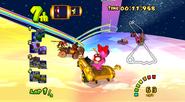 MKDD Rainbow Road 3