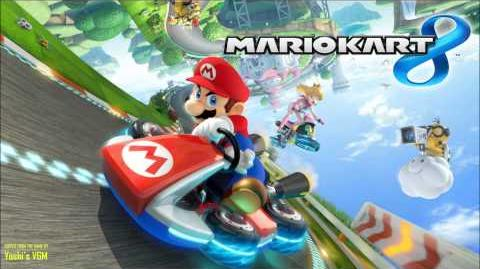 Animal Crossing Finish - Mario Kart 8 OST