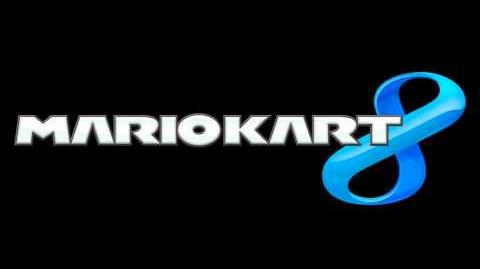 Mario Kart 8 - Dragon Driftway - Music